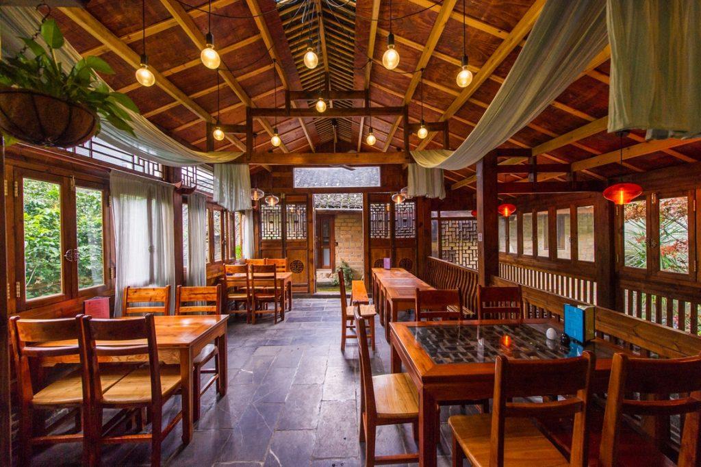 yangshuo secret garden restaurant