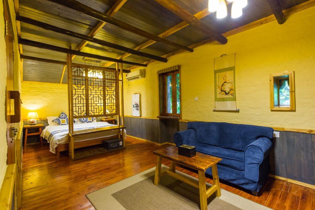 yangshuo secret garden double room